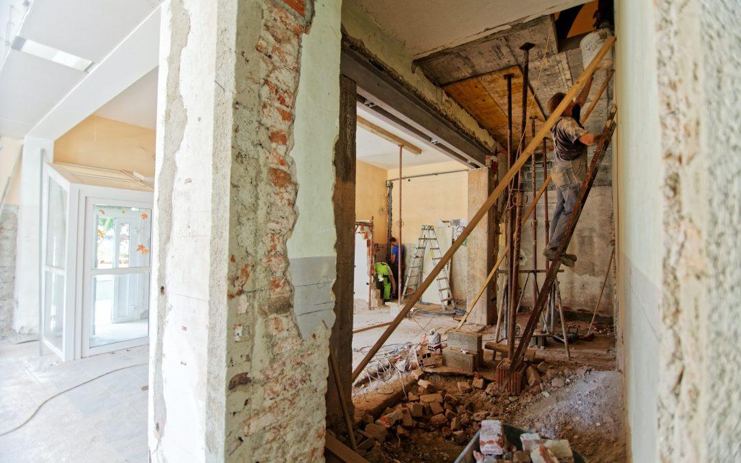 Rénovation responsable d'un appartement