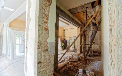 Renovación responsable de un piso